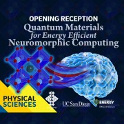 Quantum Materials for Energy Efficient Neuromorphic Computing, Q-MEEN-C Kick Off Event