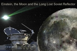 Tom Murphy - Public Lecture: Einstein, the Moon and the Long Lost Soviet Reflector - THURSDAY (10/28)