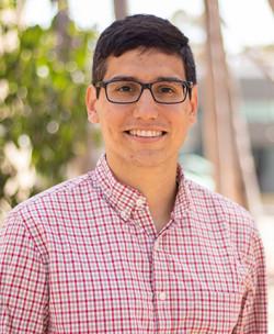 UC San Diego Physicist Making a Mark - Javier Duarte