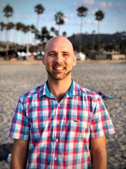 2020 Dissertation Year Fellowship Award Recipient - Sean Bearden