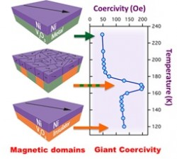 """Schuller Group Research Findings """"Giant Magnetic Effects Induced in Hybrid Materials"""" Published on DOE Website"""