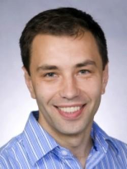 Professor Oleg Shpyrko has been promoted to the rank of Associate Professor