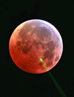 Source of Moon Curse Revealed by Eclipse