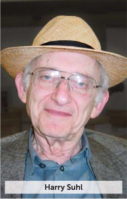 In Memoriam - Harry Suhl (1922-2020)