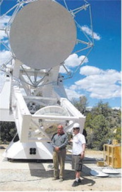 UCSD Physicists To Assemble Microwave Telescope in Chile